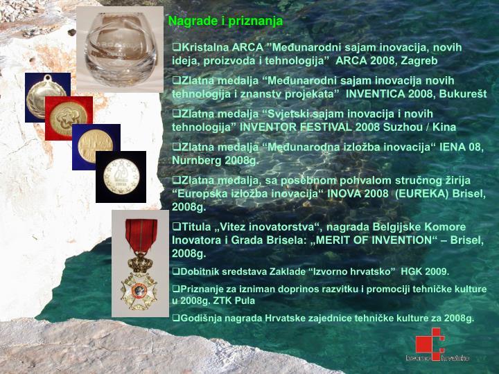 Nagrade i priznanja