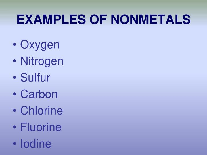 Ppt Metals Nonmetals Metalloids Noble Gases Powerpoint