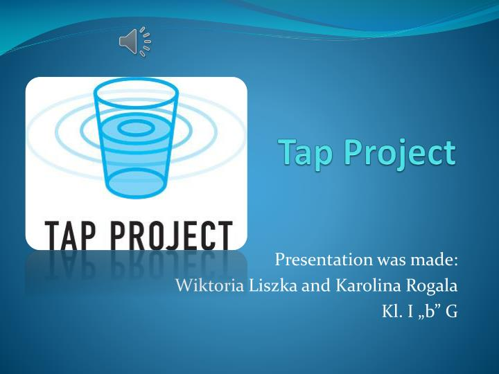tap project n.