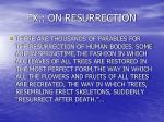 ex on resurrection