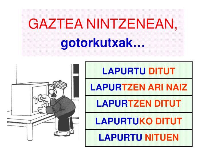 LAPURTU
