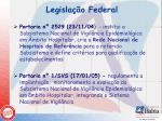 legisla o federal