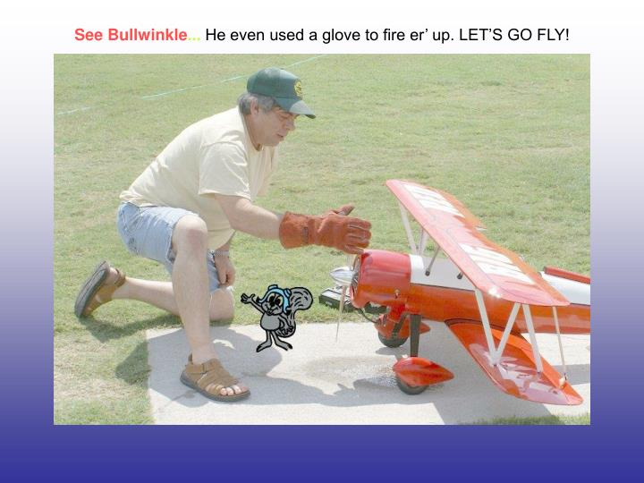 See Bullwinkle