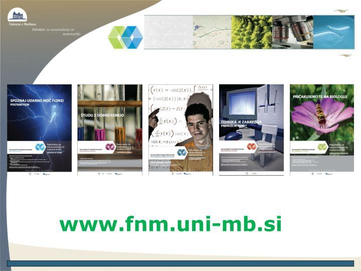 www.fnm.uni-mb.si