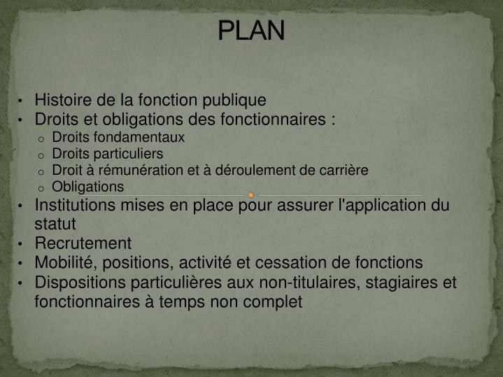 444539830d2 PPT - FONCTION PUBLIQUE PowerPoint Presentation - ID 5035747