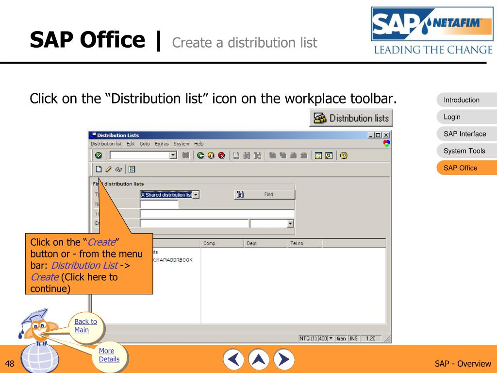 PPT - SAP Overview PowerPoint Presentation - ID:5036654