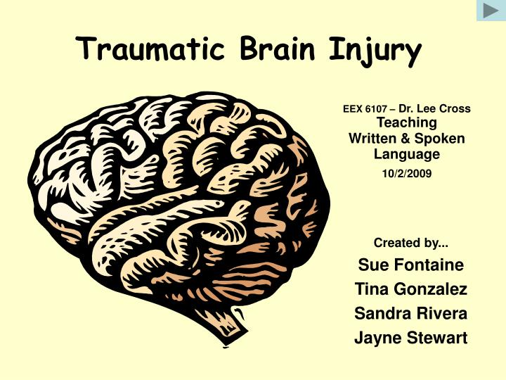 use of a traumatic brain injury Background: the association of delirium with poor outcomes creates a complex picture in traumatic brain injury patients by exacerbating an already increased risk for neurobehavioral sequelae.