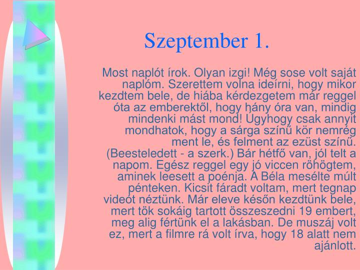 Szeptember 1