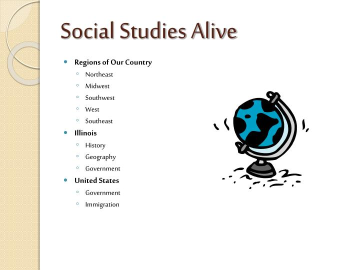 Social Studies Alive