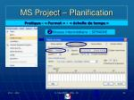 ms project planification37