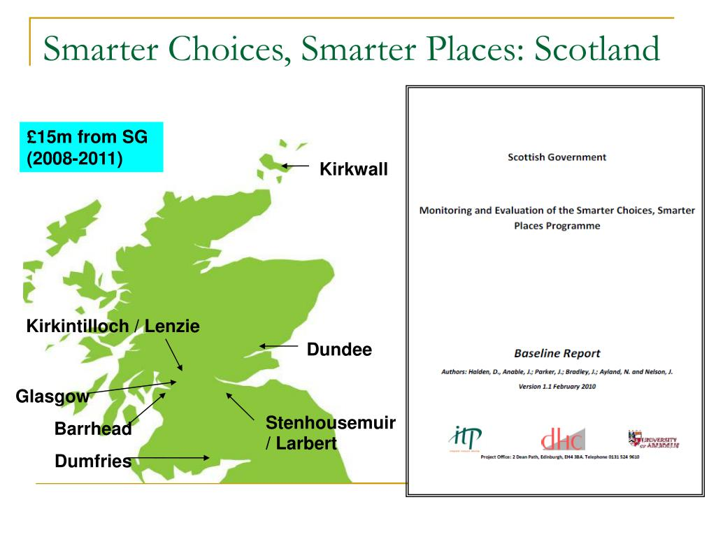 Places In Scotland Starting With L