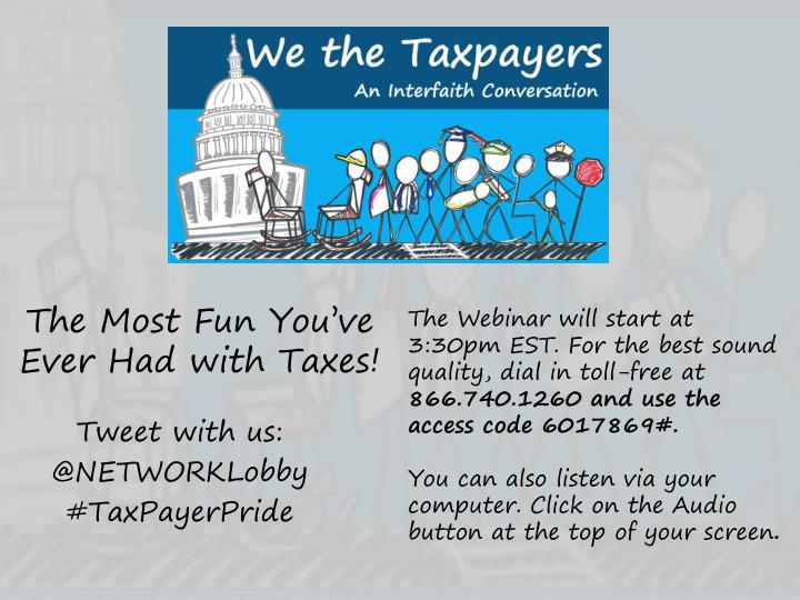 the most fun you ve ever had with taxes n.
