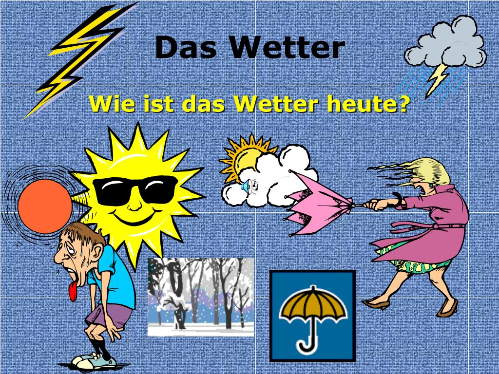 Wie Ist Wetter Heute