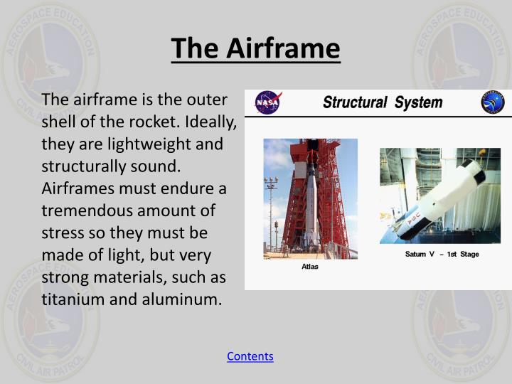 The Airframe