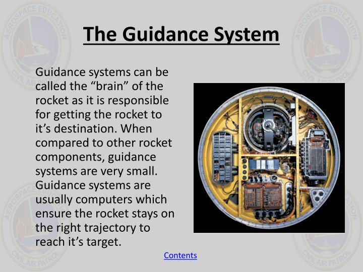 The Guidance System