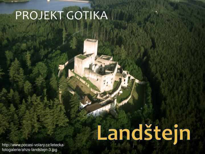 Projekt gotika