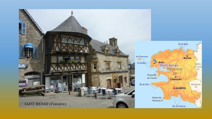 SAINT RENAN (Finistère)