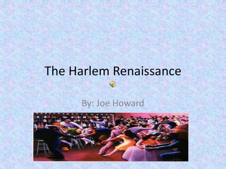 a look at the style of poetry used during the harlem renaissance You appear to be using an older verion of internet explorer for the best experience please upgrade your ie version or switch to a another web browser literature and poetry of the harlem renaissance as harlem transformed into a hub for african americans in the early 1900's, african american writers.