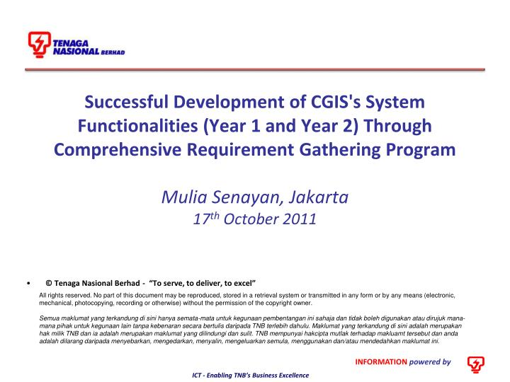 PPT - Introduction to CGIS PowerPoint Presentation, free download ...