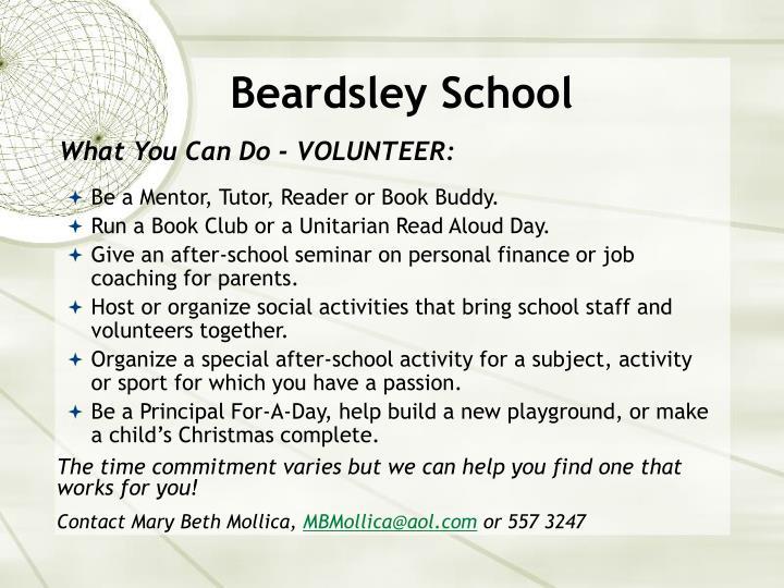 Beardsley School