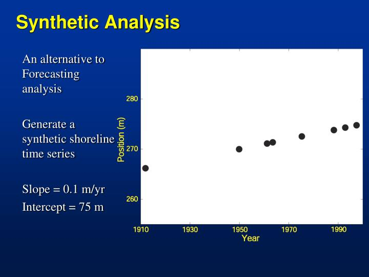 Synthetic Analysis