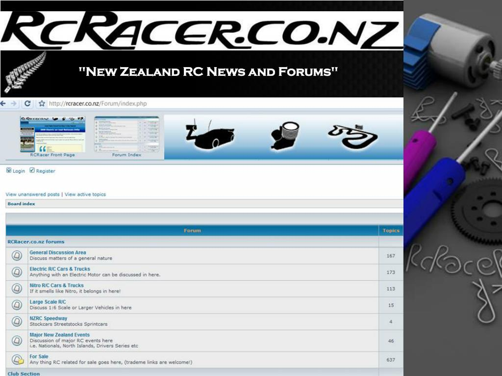 PPT - NZ RC RACING PowerPoint Presentation - ID:5042477