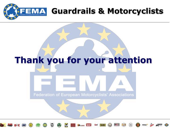 Guardrails & Motorcyclists