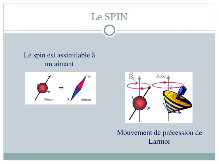 Le SPIN