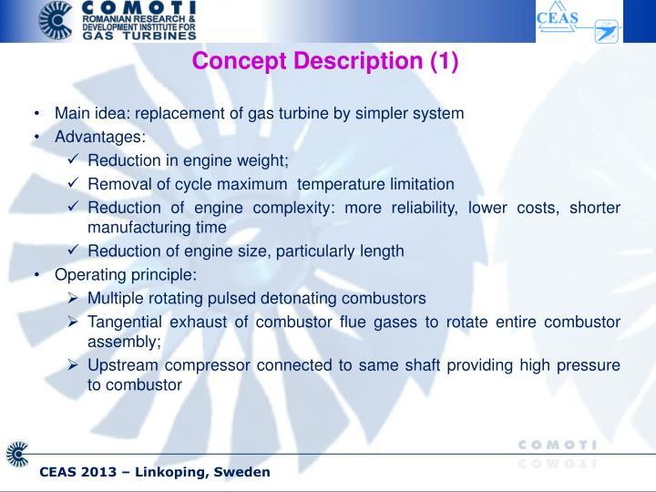 Concept Description (1)