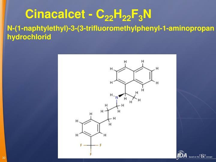 Cinacalcet - C