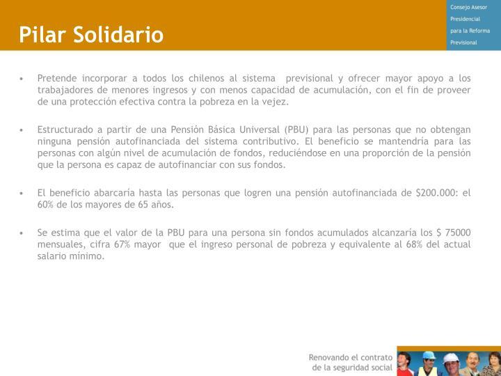 Pilar Solidario