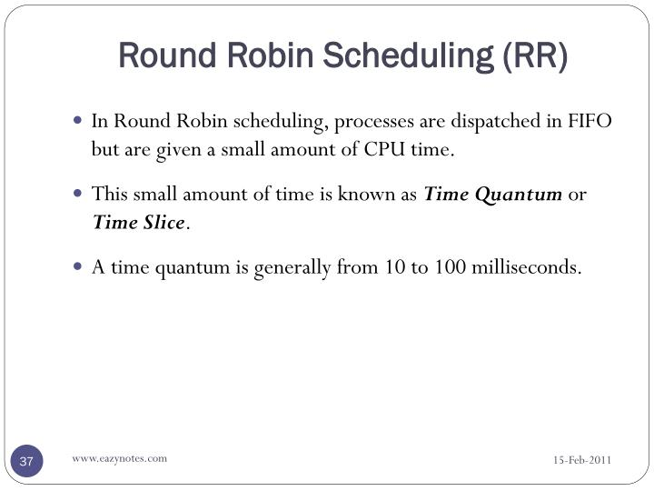 Ppt Scheduling Algorithms Powerpoint Presentation Id5045118