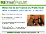 welcome to our seminar workshop