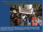 rebeli n educativa en seattle chicago texas colorado carolina del norte boston illinois