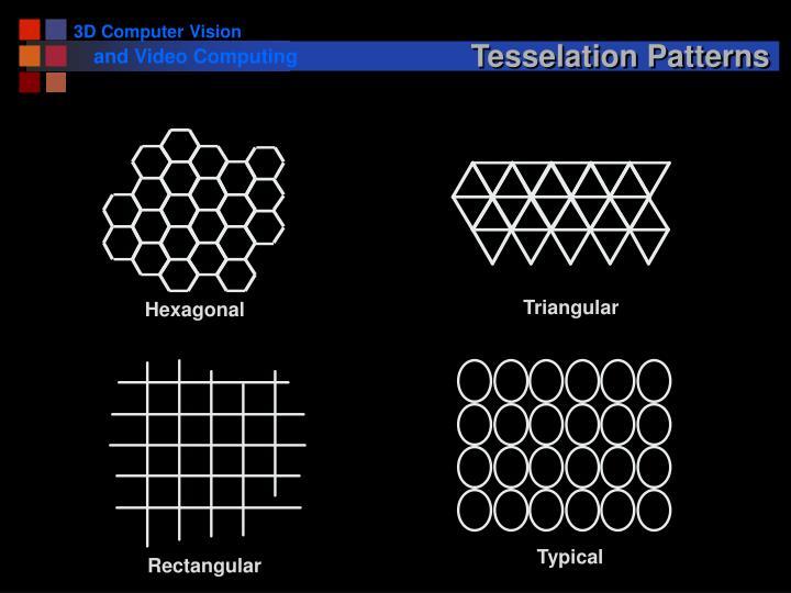 Tesselation Patterns