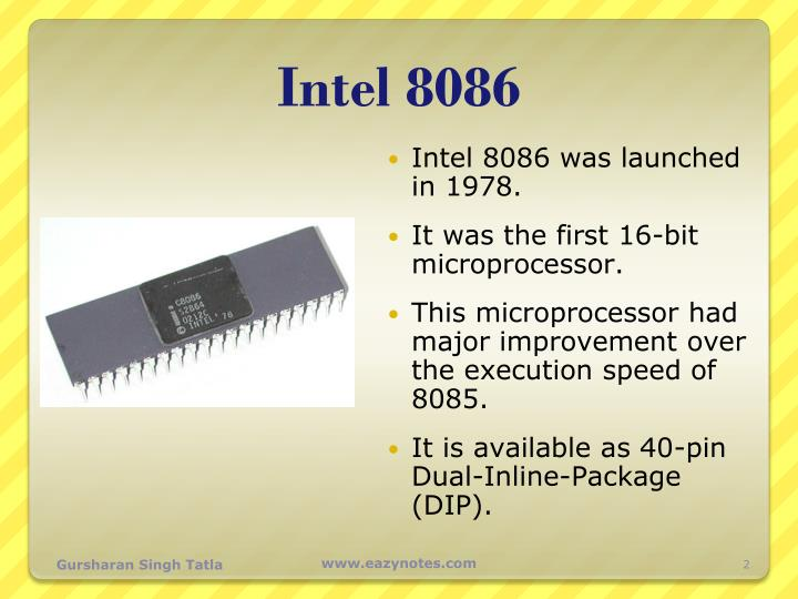 Ppt pin diagram of 8086 powerpoint presentation id5048626 intel 8086 ccuart Choice Image