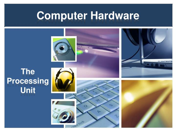 computer hardware assignment This is a lecture on computer hardware and software objective of this lecture is understand the history and evolution of computer hardware identify the major types and uses of microcomputer, midrange, and mainframe computer systems outline the major technologies and uses of computer peripherals for input, output.