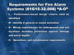 requirements for fire alarm systems 61g15 32 008 a o3