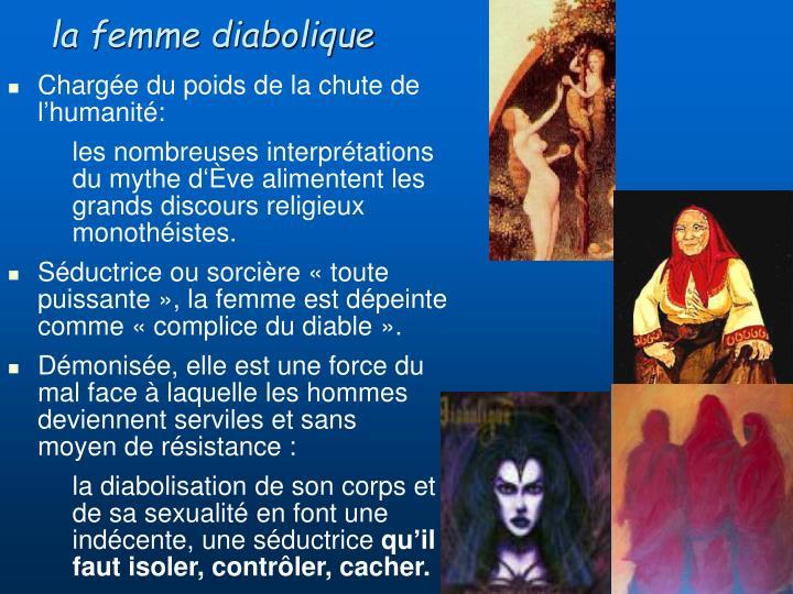 la femme diabolique