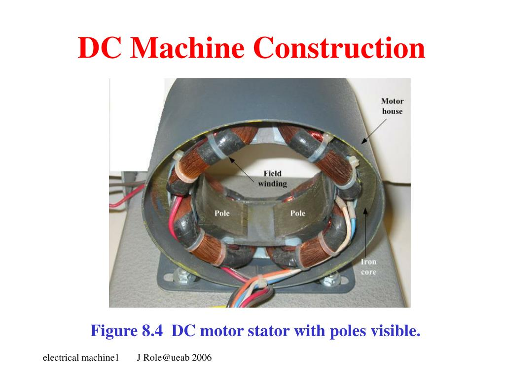 PPT - DC Motors PowerPoint Presentation - ID:5050964
