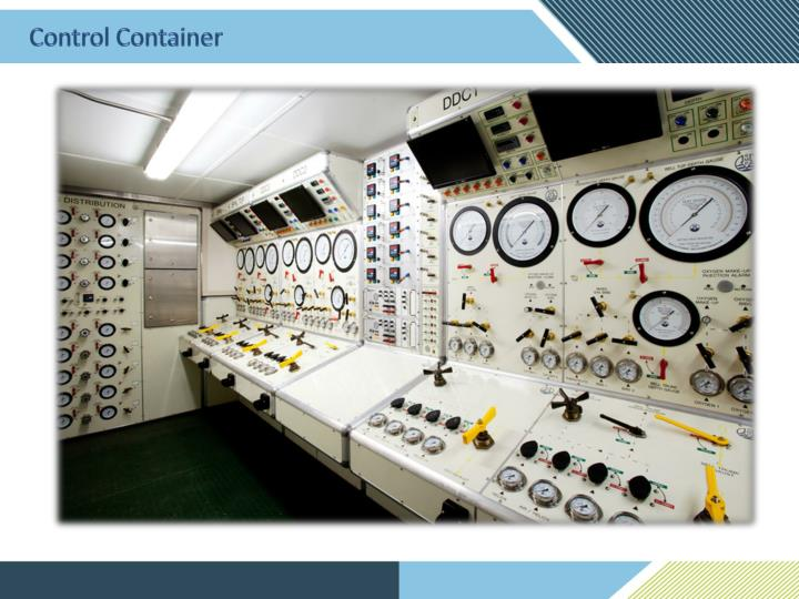 Control Container