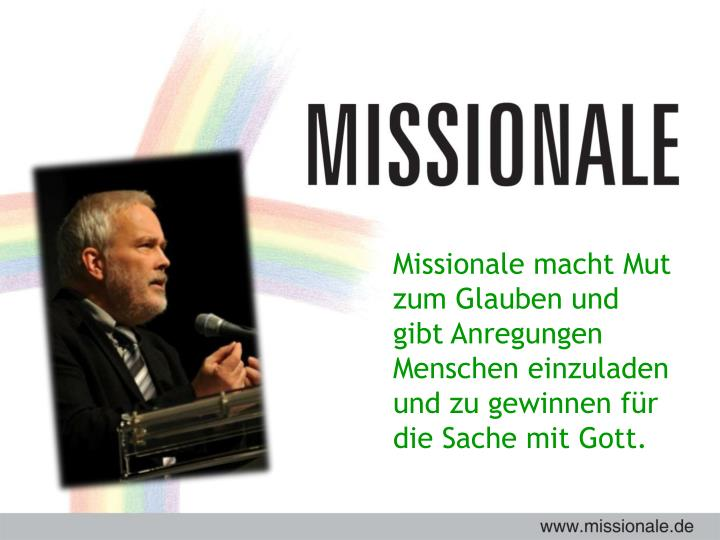 Missionale