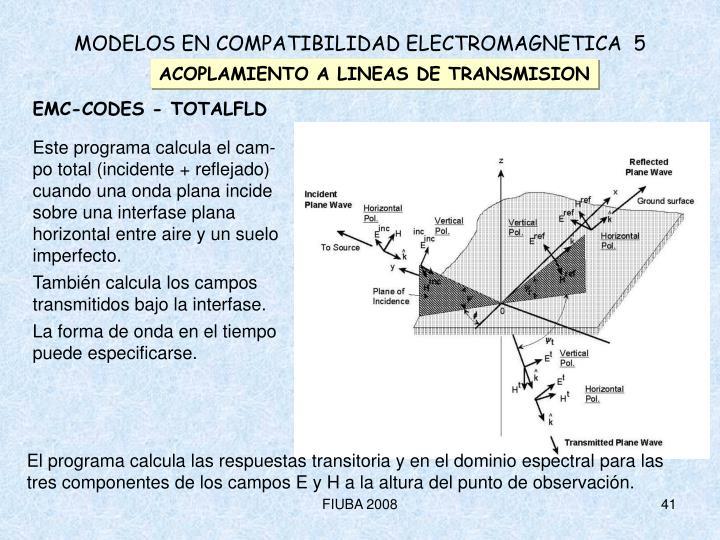 ACOPLAMIENTO A LINEAS DE TRANSMISION
