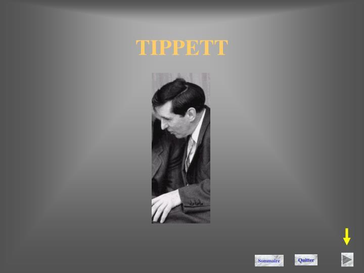 TIPPETT