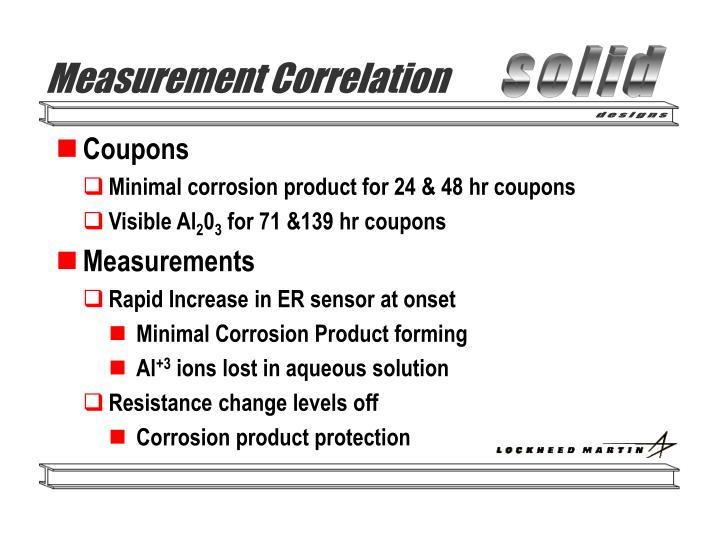 Measurement Correlation