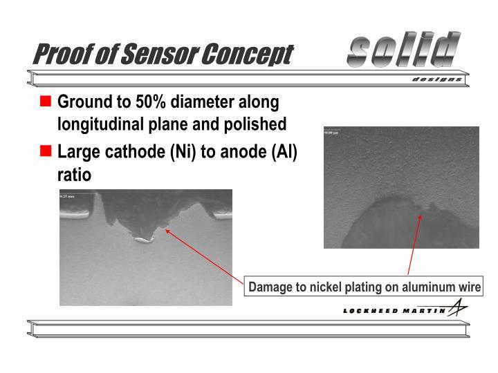 Proof of Sensor Concept