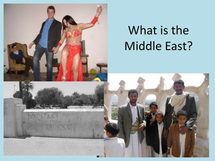 what is the middle east n.