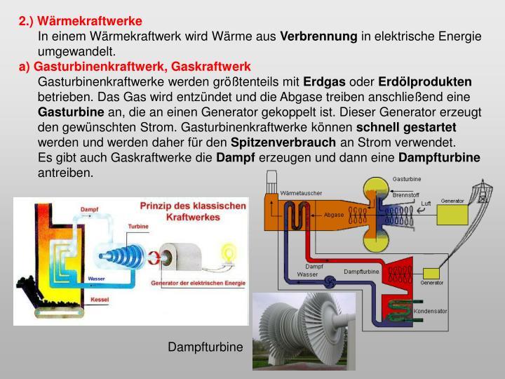 Ungewöhnlich Kessel Im Wärmekraftwerk Verwendet Galerie - Der ...