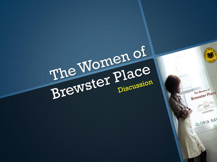 the women of brewster place n.