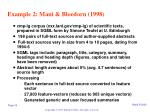 example 2 mani bloedorn 1998